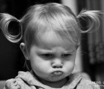 Humor Discover Pouty face- too cute! Funny Babies, Funny Kids, Cute Kids, Cute Babies, Funny Baby Faces, Mau Humor, Face Expressions, Cute Baby Girl, Beautiful Children