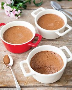 Davina's 5 weeks to sugar-free:Chocolate mousse | Daily Mail Online