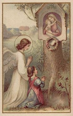 Ángel de la Guarda  Protector Angel