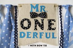 This Mr. onederful highchair banner will be a great addition to your 1st birthday party decorations. Celebrate your loved boys first birthday with this Mr. onederful themed banner. Please let me know if you need any another colors. Some advantages of my banners: ℳℛ Handmade felt