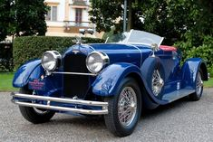 Vintage Car Models Duesenberg Model X McFarlan Boat Roadster - Chassis: D 96 E - 2010 Concorso d'Eleganza Villa d'Este Duesenberg Car, Vintage Cars, Antique Cars, Vintage Bicycles, Old Cars, Dream Cars, Classic Cars, Automobile, Vehicles