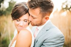 Southern Backyard Wedding: Sarah + Scott