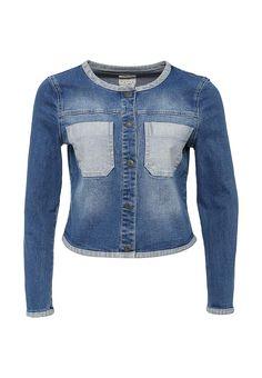 Куртка джинсовая Vero Moda купить за 4 999руб VE389EWHDV79 в интернет-магазине Lamoda.ru