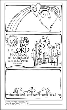 Free rest in the lord color page printables pinterest for Trust god coloring page