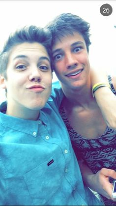 Now this is adorable lol  love you so much matt but ily2 cameron but i love matt more lol !!!!