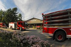 First Responders Parade and Touch-A-Truck at Danforth Bay Camping & RV Resort during Firefighter Appreciation Weekend