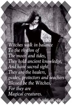 Wicca,belief in yourself and your craft is what makes this work, if you don't believe it won't work.
