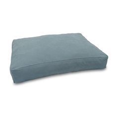 SNOOZA SHAPES DOG BED OBLONG - METRO SKY