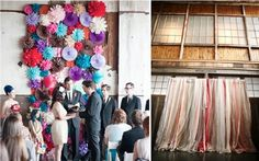 Streamers, streamers, streamers party-ideas