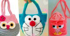 hermosa COMO HACER UNA FALDA Short para niñas hermosa Knitting Videos, Crochet Handbags, Knit Crochet, Make It Yourself, Blog, Crafts, Crochet Pouch, Tricot, Handmade Crafts