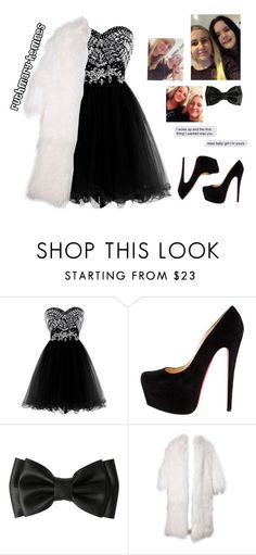 """""""Untitled #56"""" by ruthmary-hemnes on Polyvore featuring women's clothing, women, female, woman, misses and juniors"""