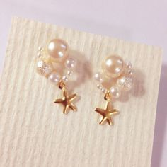 Cute earrings