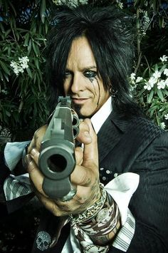 Motley Crue's Nikki Sixx: The Rocks Off Interview Motley Crue Nikki Sixx, Shout At The Devil, Sixx Am, Vince Neil, Glam Metal, Tommy Lee, Music Is Life, The Rock, Hard Rock