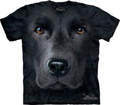 Homme labrador t-shirt-dog father t shirt labo drôle vêtements papa cadeau