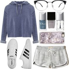 How To Wear Relaxing Day Outfit Idea 2017 - Fashion Trends Ready To Wear For Plus Size, Curvy Women Over 20, 30, 40, 50