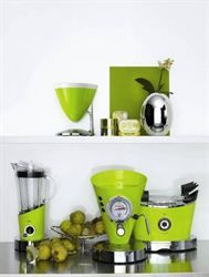 Christmas Gift Ideas for the Kitchen - Blenders » Bugatti Vela Blender Green - Chef's Complements
