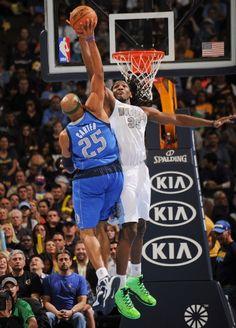 Nuggets vs. Dallas Mavericks | THE OFFICIAL SITE OF THE DENVER NUGGETS 4/4/13