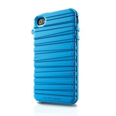 Rubber Band iPhone 4/4S Case Blu, now featured on Fab.