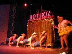 adelaide's dressing room guys and dolls - Google Search