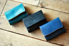 Roberu x Blue Horizon Leather Wallet - Google Search