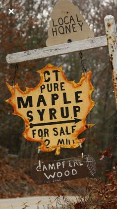Maplewood Farm, Local Honey, Pure Maple Syrup, Craft Gifts, Autumn Leaves, Organic Gardening, Pure Products, Fall, Crafts