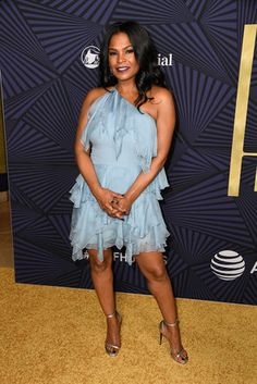 Nia Long - BET's American Black Film Festival Honors Red Carpet Was On Fire