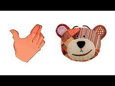 Las partes del cuerpo humano - Español para niños