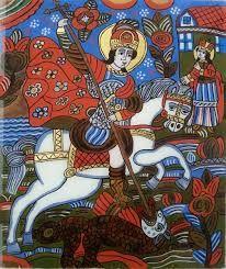 Image result for icoane pe sticla Sf, Comic Books, Horses, Comics, Image, Anime, Painting, Painting Art, Cartoon Movies