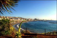 Playa de Fañabe, #Tenerife