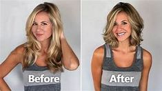 before and after hair makeovers on women over 50 - Yahoo Image Search Results