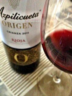 El Alma del Vino.: Pernod Ricard Bodegas Azpilicueta Origen Crianza 2011.