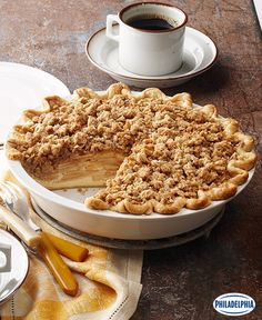 Need a great apple pie recipe? Look no further. This seasonal favourite will have you serving up delicious dessert that's easy as pie! Tap or click photo for this Dutch Apple Pie #recipe.