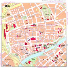 CologneBonn Map Tourist Attractions httptoursmapscom
