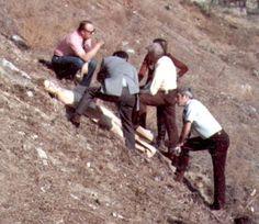 Hillside Strangler Crime Scene