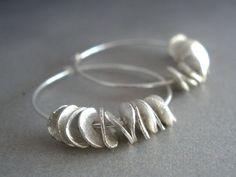 Sterling Silver Hoop Earrings, Small Silver Hoop Earrings, Silver Hoops, Sterling Silver, Sterling Silver Hoops, Silver Hoop Earrings op Etsy, 15,17 €