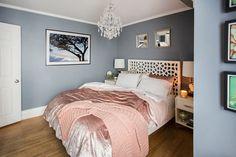 A Toronto Bedroom Gets A Stunning Makeover   west elm