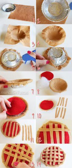 AG make a cherry pie