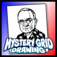 Presidential Art Puzzle