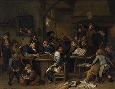 jan-steen-schoolklas-gr.jpg (753×584)