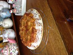Omgekeerde toffeebananencake, aanrader! Upside down bananatofeecake