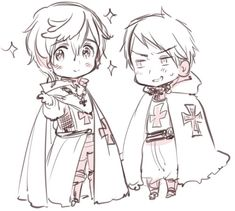 Prussia and Knights Templar