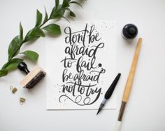 Fine art and hand lettering. Abstract impressionist art, oil painting, watercolor, and hand lettering. Pretty Words, Beautiful Words, Cool Words, Wise Words, Beautiful Figure, Calligraphy Quotes, Typography Quotes, Typography Letters, Handwritten Typography