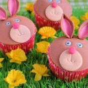 konijnen cupcakes 2