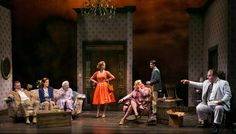 'The Old Friends,' a Horton Foote Play in, and of, the '60s - The New York Times