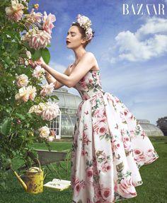 "Emilia Clarke on Finding ""The One"" and What's Next In Her Career - HarpersBAZAAR.com"