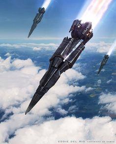 Briddarri Missile Strike Destroyer -REF-