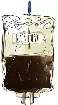 #coffee is my life support.