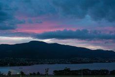 Sunset over Elwick Bay, Tips on landscape photography….  http://aviewfinderdarkly.com.au/2015/03/31/landscape-photography-exposure-tips/