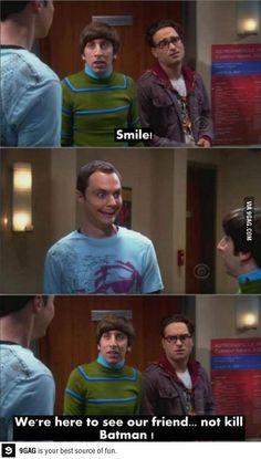 Smile ~ The Big Bang Theory