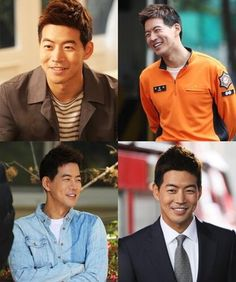 Lee Sang Yoon as Park Dong Joo in Angels Eyes drama that's currently being aired.
